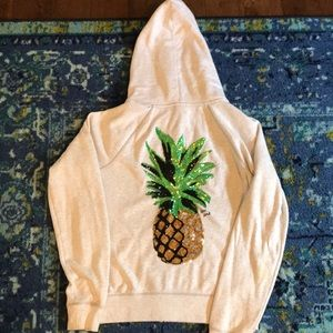 Hawaii edition Victoria Secret zip up sweatshirt
